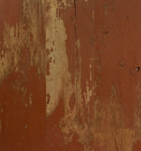 666 chippy red barn siding