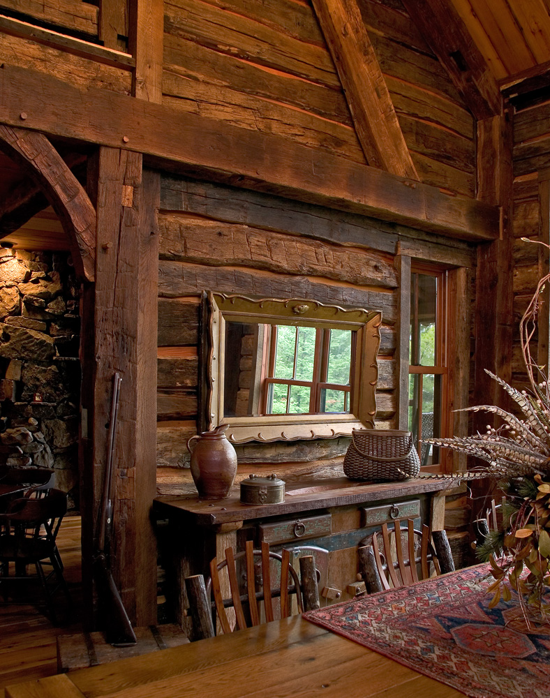 Big wood timber frames timbers for 8x8 living room ideas