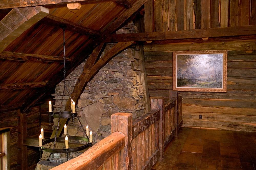 Big Wood Timber Frames – floors