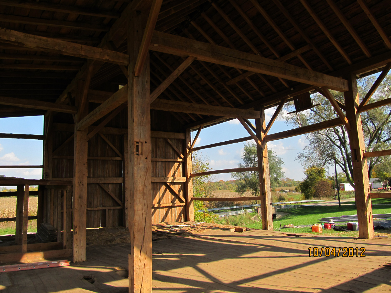 Barn Kits Big Wood Timber Frames