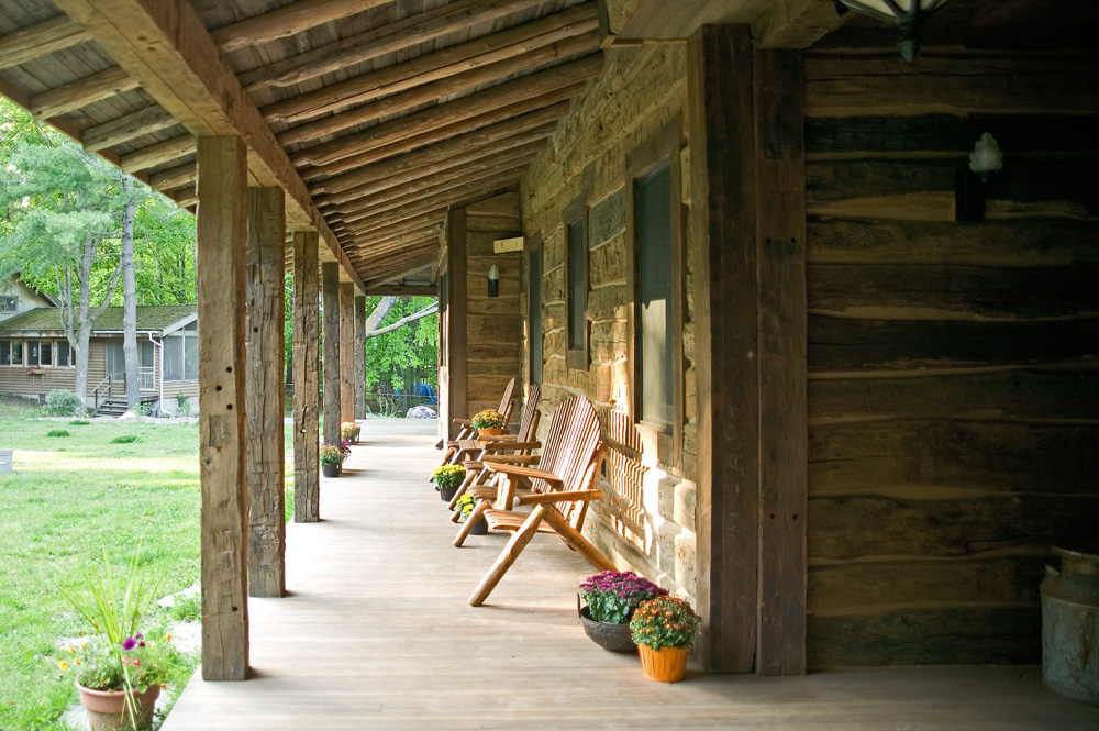 Big Wood Timber Frames – The Lodge