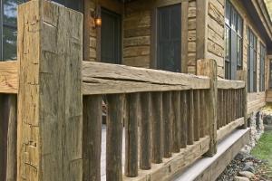 Deck railing 008