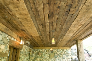 Lower patio ceiling 003