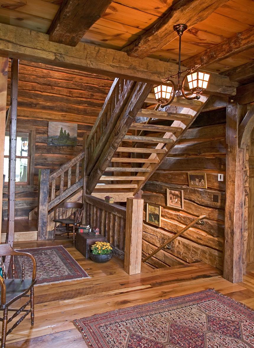 Big Wood Timber Frames The Lodge