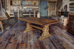 780 oak table