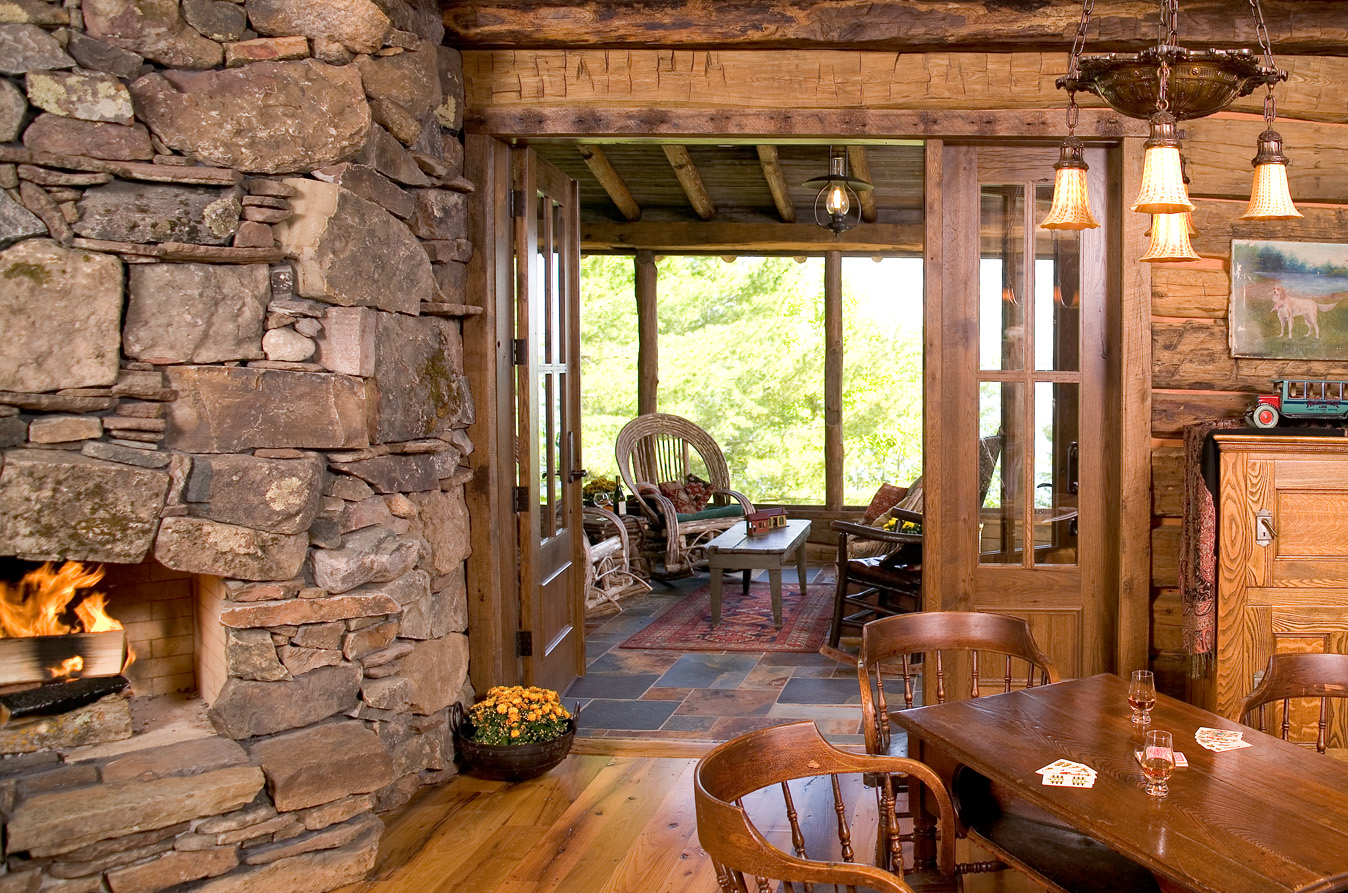 Big wood timber frames doors furniture custom cabinetry for Rustic timber homes